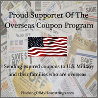 overseas coupon program, expired coupons, coupons for military
