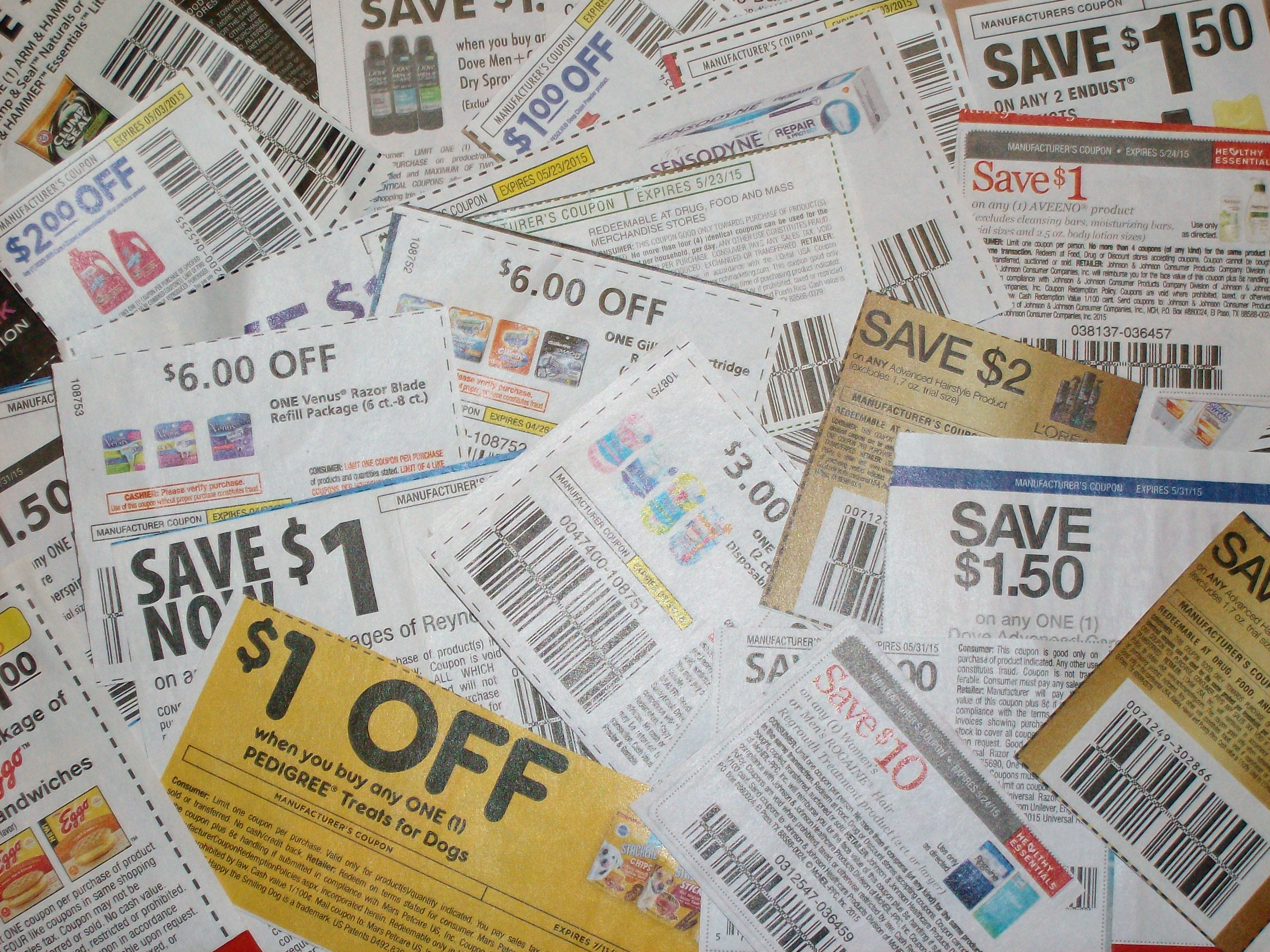 military coupons
